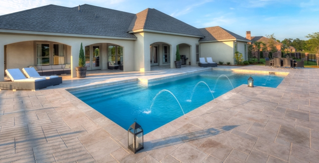 Designer Pool Construction Contractor In Baton Rouge La