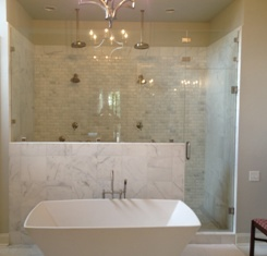 Baton Rouge New Shower Remodeling