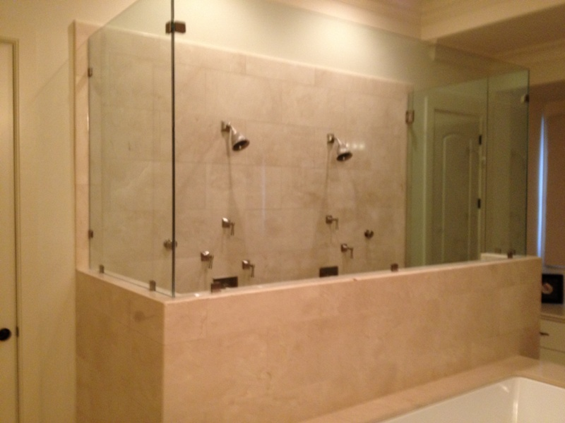 New Shower Remodeling Baton Rouge